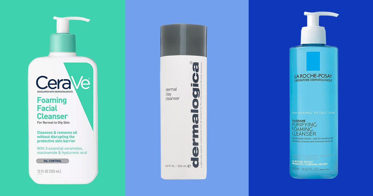 The best acne wash for oily skin in UK 2021